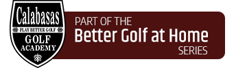 Better Golf at Home Series badge