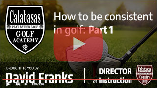 How to Be Consistent in Golf, Part 1 thumbnail
