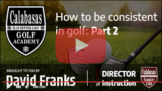How to Be Consistent in Golf, Part 2 thumbnail