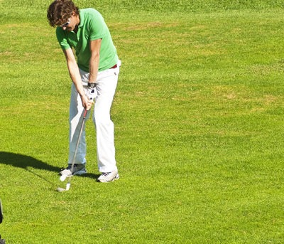 Golf; The Ultimate Social Distancing Sport