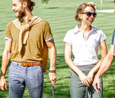 What makes golf so enjoyable