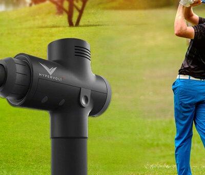 Hypervolt for golfers