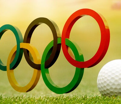 Olympic golfing rules and differences