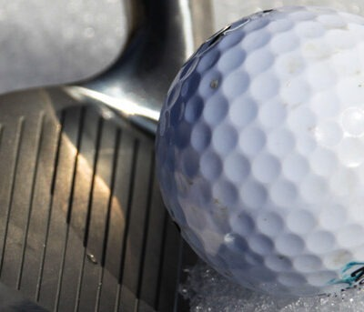 Staying in golf shape through the winter